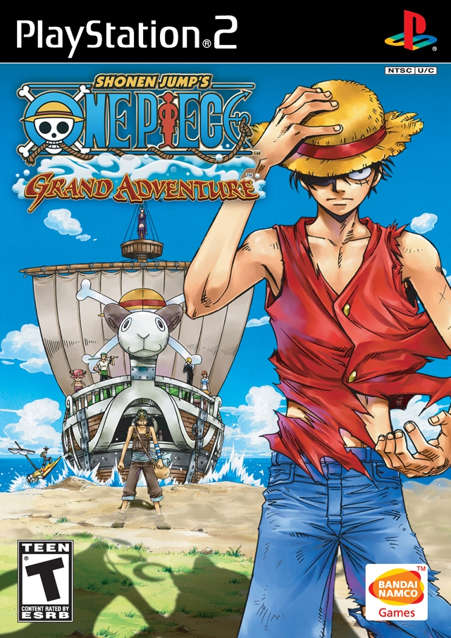One Piece Grand Adventure - Fighting for PlayStation2 ...