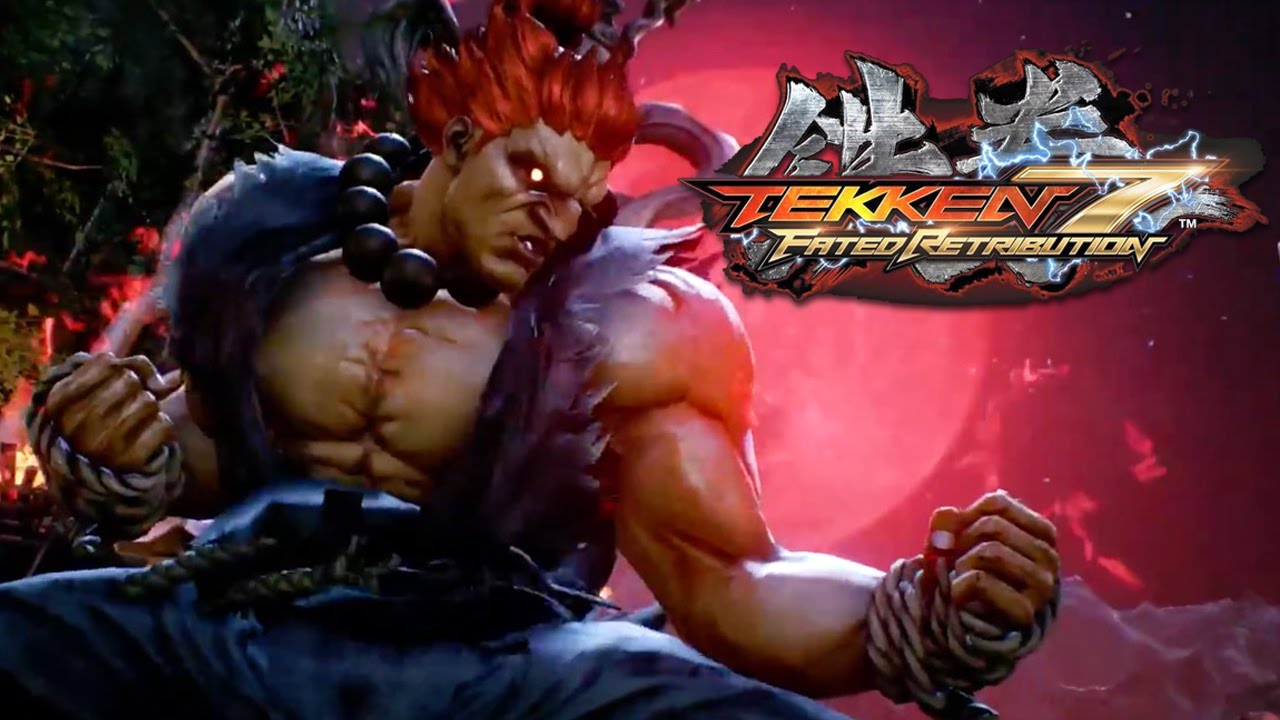 TEKKEN 7: Fated Retribution - Arcade trailer